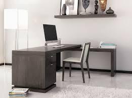 modern corner office desk otello 6900 by huppe