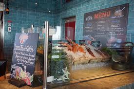 Carnival Vista Seafood Shack Review