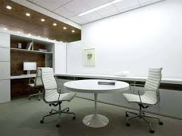 home office simple neat. Simple And Neat Office Interior Design Ideas Creative For Decorating Using Home Built In Bookcase