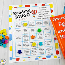 Months Of The Year Chart Book Celebrate Reading Month With This Fun Reading Bingo