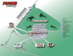 Pocono Raceway Long Pond Seating Chart Air Show Venue Maps Pocono Raceway Pocono 400 Gander Rv 400