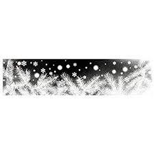 Deko Punkt Roth Fensterbild Zweige Eiskristalle Schneeflocken Schnee Sterne Transparentweiß Mit Silberglimmer Weihnachten Fenstersticker Fensterdeko