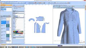 Cad Cam Computer Pattern Designing Cad Cam 3 1 7 Everything Textiles
