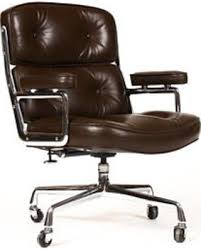 eames office executive chair. Exellent Office Mid Century Vintage Time Life Executive Desk Chair Charles Eames For Herman  Miller Original Brown Leather With Office I
