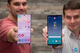 Samsung Note Comparison Chart Samsung Galaxy Note 10 Vs Galaxy Note 9 Phonearena