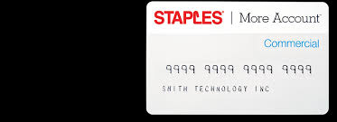 While this may seem like a beneficial option from a rewards and convenience perspective, having a commercial credit card that is specifically designed to meet the needs of businesses should not be overlooked. Staples More Account Credit Card Credit Center Staples