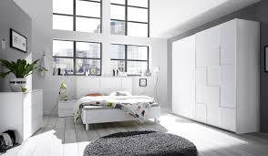Schlafzimmer Komplett Weiß Ottea 4 Teilig
