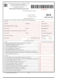 Trinidad And Tobago Emolument Income Tax 2012 Annuity American