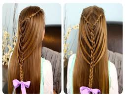 Hairstyles For School Step By Step Easy Hairstyles For Long Hair For School Step By Step 17 Best