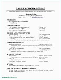 Resume Templateor Teens Teen Template 02 Examples Templates Builder