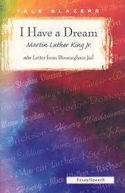 i have a dream letter from birmingham jail by martin luther king jr