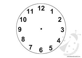 Orologio Sagoma 2 Takvim Ve Saat Yapalım Orologio E Sagome