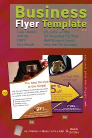 Flyer Examples Business Flyer Examples Flyers Samples For Business