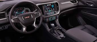 2017 gmc acadia for in castle rock co medved castle rock cabin features in the 2017 gmc acadia exterior interior