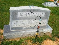 Buford McDonald (1908-1997) - Find A Grave Memorial