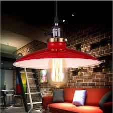2x red pendant light kitchen ceiling lights modern chandelier lighting bar lamp