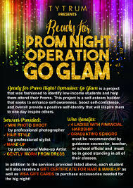 Event Flier Entry 5 By Angiechualao For Design A Flyer Ready For Prom
