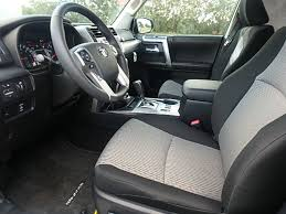 1997 toyota 4runner seat covers 2018 new toyota 4runner sr5 4wd at central florida toyota serving