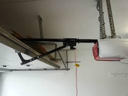 raynor garage door openersSears Garage Door Opener Installation On Craftsman Garage Door