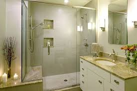 cost to renovate a bathroom. Beautiful Bathroom Stunning Natural Green Bathroom Remodelling Idea With White Wooden Vanity  Single Round Sink And Frameless Inside Cost To Renovate A Bathroom