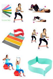 Light Pilates Yoga Studio Visit To Buy Resistance Bands Loop Light Med Heavy Crossfit