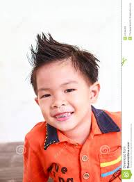 Asian Boy Hair Style asian boy in hair style stock photo image 42744400 7335 by stevesalt.us