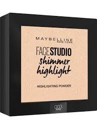 Пудра-<b>хайлайтер для лица Face</b> studio, 9 гр Maybelline New York ...