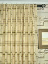 100 inch curtains. 100 Inch Wide Curtain Extra Small Plaid Back Tab Curtains Cheery . N
