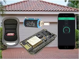 open garage door with iphoneIs the Garage Door Open 8266 IPhoneAndroid 6 Steps with Pictures