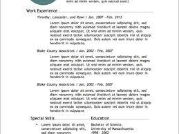 modaoxus surprising resume examples sample resume general modaoxus excellent more resume templates resume resume and templates captivating disney college program