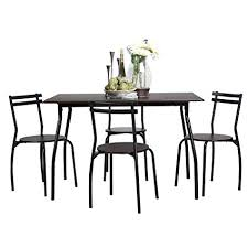 image unavailable image not available for color coavas 5pcs dining table set