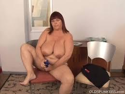 Mature big tit bbw