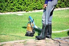 outdoor sump pump backyard installation fresh exterior drainage system kit