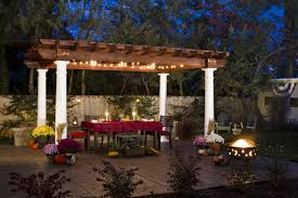 outdoor gazebo chandelier awesome