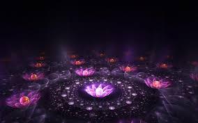 Neon Flowers 13296 1280x800px