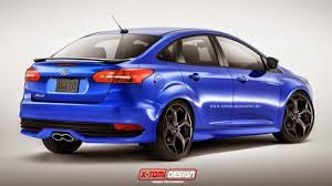 2018 ford wagon. unique 2018 2015 ford focus st sedan wagon rendered autoevolution for 2018 l