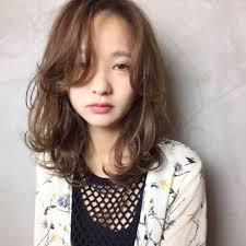 ロング前髪の巻き方はふんわりヘアで女子力アップhair