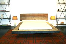 tatami bed frame wooden plans king design the tall tatami platform bed