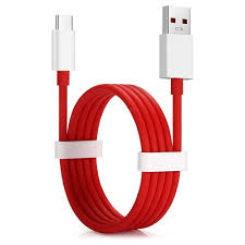 <b>JOFLO</b> USB Type-C <b>Charging</b> Data Cable for Oneplus Red 1pc ...