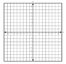 Xy Math Graph Paper Red 3 Grid Coordinate Pack Of Xy Math Movie