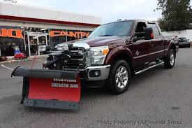 2011 Used Ford F-250 Super Duty Lariat 4x4 4dr Crew Cab 6.8 ft. SB ...