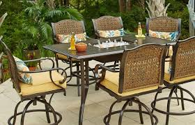 modern patio and furniture medium size home depot patio dining table plastic outdoor with umbrella hole