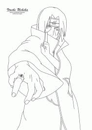 Small Picture Itachi Uchiha Coloring Pages 190351 Naruto Shippuden Coloring