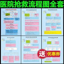 First Aid Procedure Flow Chart Usd 6 00 Hospital First Aid Procedure Steps Chart Diagram