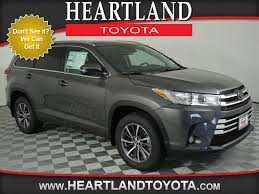 New 2018 Toyota Highlander XLE V6 AWD (Natl) in Bremerton #TA9232 ...