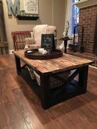 Diy rustic coffee table Farmhouse Coffee Rustic Coffee Table Free Plans Pinterest Rustic Coffee Table Free Plans Living Room Tutorials Rustic