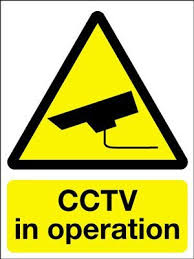 Warning Sign Cctv In Operation By Perfect Safety Signs Amazon Co