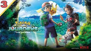 Pokemon Sword and Shield Episode 3 English Dubbed - YouTube