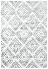 white rug with grey diamonds diamonds rug silver grey white rug with gray diamonds white rug