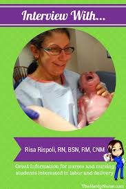 Interview With Labor And Delivery Nurse And Royal Midwife Risa